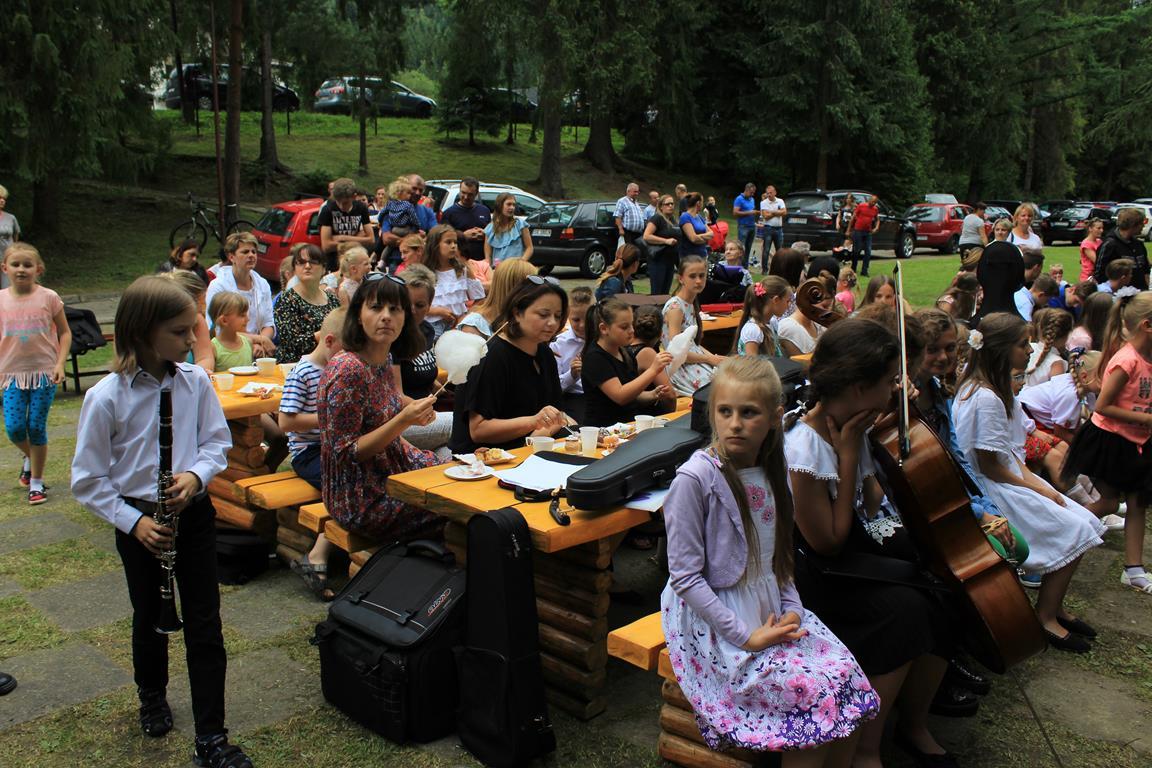Więcej o: Piknik rodzinny w Koninkach